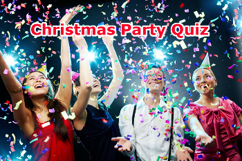Christmas party quiz 24 12 2015